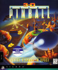 3-D Ultra Pinball Macintosh Front Cover