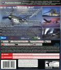 Damage Inc.: Pacific Squadron WWII PlayStation 3 Back Cover
