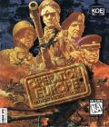 Operation Europe: Path to Victory 1939-45 DOS Front Cover