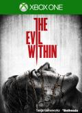 The Evil Within Xbox One Front Cover