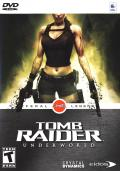 Tomb Raider: Underworld Macintosh Front Cover