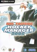 NHL Eastside Hockey Manager 2005 Macintosh Front Cover
