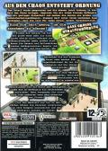 Prison Tycoon 2: Maximum Security Windows Back Cover