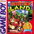 Donkey Kong Land Nintendo 3DS Front Cover