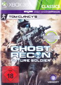 Tom Clancy's Ghost Recon: Future Soldier Xbox 360 Front Cover
