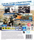 Tom Clancy's Ghost Recon: Future Soldier PlayStation 3 Back Cover