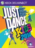 Just Dance Kids 2014 Xbox 360 Front Cover