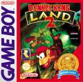 Donkey Kong Land 2 Nintendo 3DS Front Cover