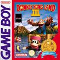 Donkey Kong Land III Nintendo 3DS Front Cover