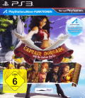 Captain Morgane and the Golden Turtle PlayStation 3 Front Cover
