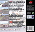 Castrol Honda Superbike 2000 PlayStation Back Cover