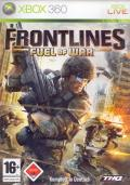 Frontlines: Fuel of War Xbox 360 Front Cover