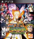 Naruto Shippuden: Ultimate Ninja Storm Revolution PlayStation 3 Front Cover