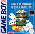 4-in-1 Funpak: Volume II Game Boy Front Cover