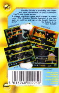 Chubby Gristle ZX Spectrum Back Cover