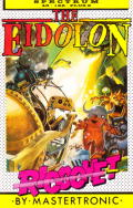 The Eidolon ZX Spectrum Front Cover