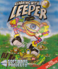 Learning with Leeper ZX Spectrum Front Cover