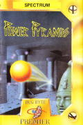 Power Pyramids ZX Spectrum Front Cover