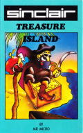Treasure Island ZX Spectrum Front Cover