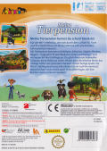 Meine Tierpension Wii Back Cover