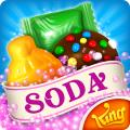 Candy Crush Soda Saga Android Front Cover