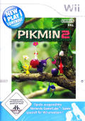 Pikmin 2 Wii Front Cover