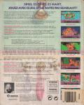 Leisure Suit Larry 6: Shape Up or Slip Out! DOS Back Cover