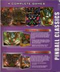 Gamefest: Pinball Classics Windows Inside Cover Right Flap