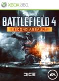 Battlefield 4: Second Assault Xbox 360 Front Cover