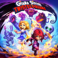 Giana Sisters: Twisted Dreams Windows Other Electronic (Front) - Soundtrack