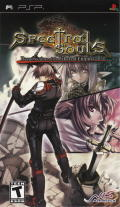 Spectral Souls: Resurrection of the Ethereal Empire PSP Front Cover