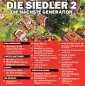The Settlers II: 10th Anniversary Windows Other Back Cover - CD Version