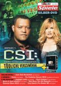 CSI: Crime Scene Investigation - Deadly Intent Windows Other Front Cover - DVD Version