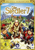 The Settlers 7: Paths to a Kingdom Windows Other Electronic cover (Keep Case) - Front