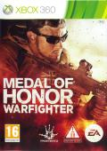 Medal of Honor: Warfighter Xbox 360 Front Cover