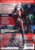 Batman: Arkham City - Game of the Year Edition Xbox 360 Back Cover