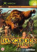 Cabela's Dangerous Hunts Xbox Front Cover
