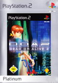Dead or Alive 2 PlayStation 2 Front Cover