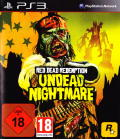 Red Dead Redemption: Undead Nightmare PlayStation 3 Front Cover
