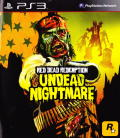Red Dead Redemption: Undead Nightmare PlayStation 3 Inside Cover Left