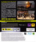 Red Dead Redemption: Undead Nightmare PlayStation 3 Inside Cover Right