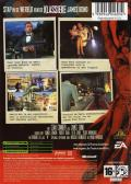 From Russia with Love Xbox Back Cover