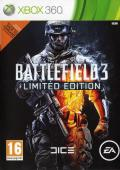 Battlefield 3 (Limited Edition) Xbox 360 Front Cover