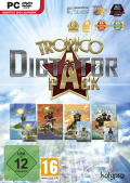 Tropico: Dictator Pack Windows Front Cover