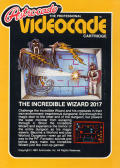 Wizard of Wor Bally Astrocade Front Cover