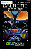 Galactic Empire TRS-80 Front Cover