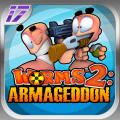 Worms 2: Armageddon iPad Front Cover