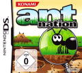 Ant Nation Nintendo DS Front Cover