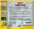 Asterix: Caesar's Challenge DOS Other Jewel Case - Back