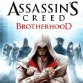 Assassin's Creed: Brotherhood PlayStation 3 Front Cover